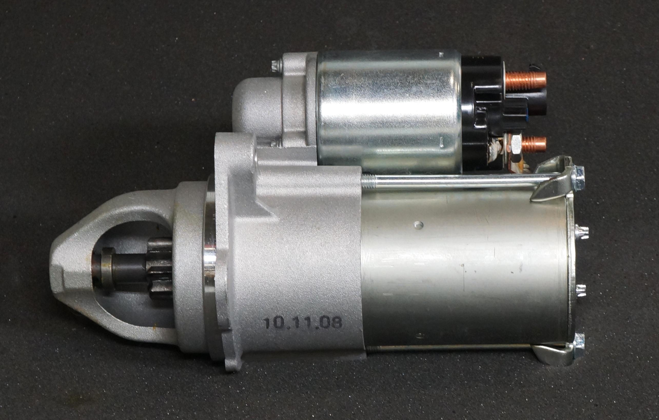 Starter Motor B207 2.0L Turbo (06-11)