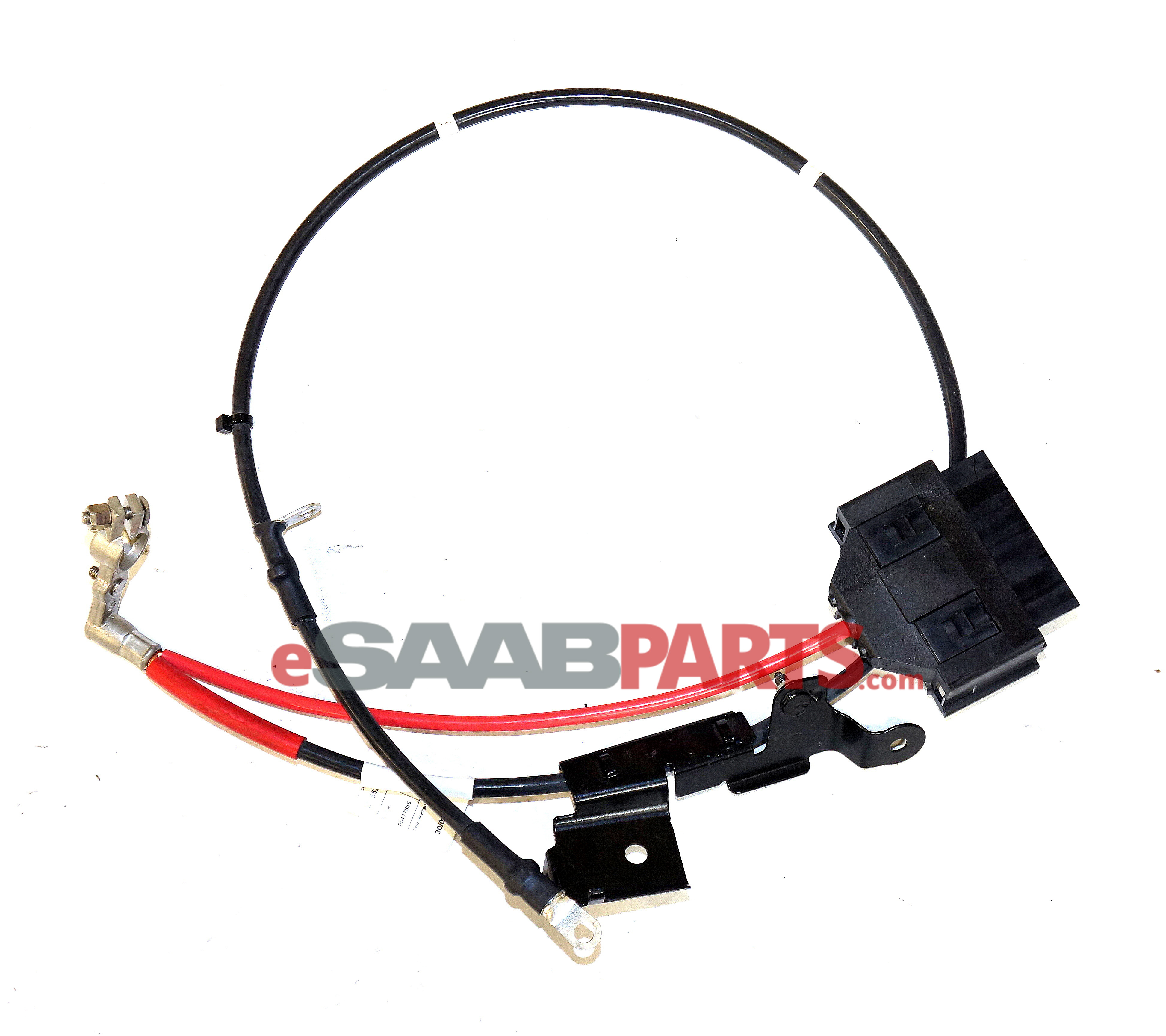 Positive Battery Cable - Manual Trans (2002-2009 9-5)