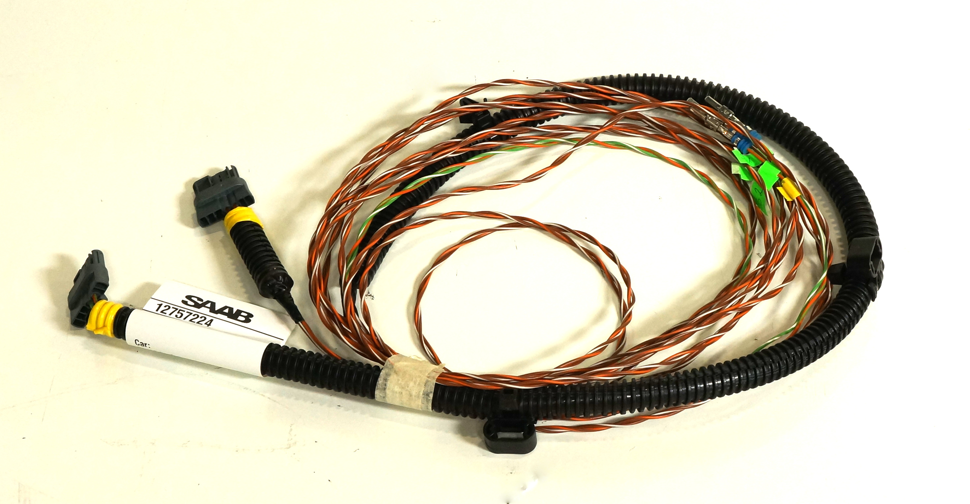 12757224 esaabparts com saab 9 3 (9440) \u003e electrical parts \u003e wiring saab 9-3 fog light wiring harness at sewacar.co