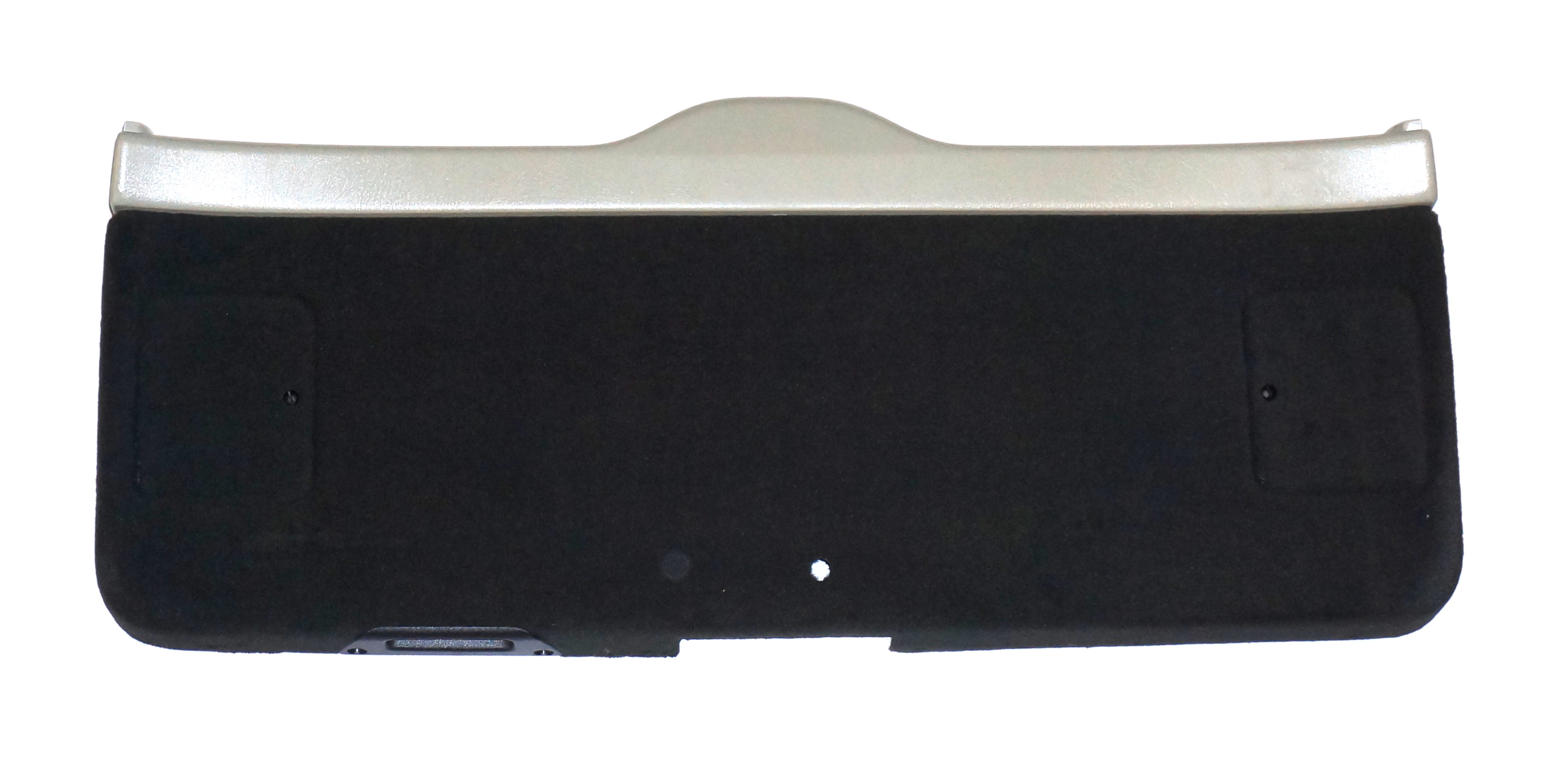 Luggage Compartment Lining (Black)