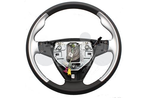 Steering Wheel - Metal Finish (Aero)
