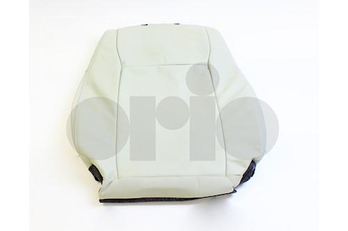 L02,L03 Seat Cover, Front Backrest RH (Passenger Side)