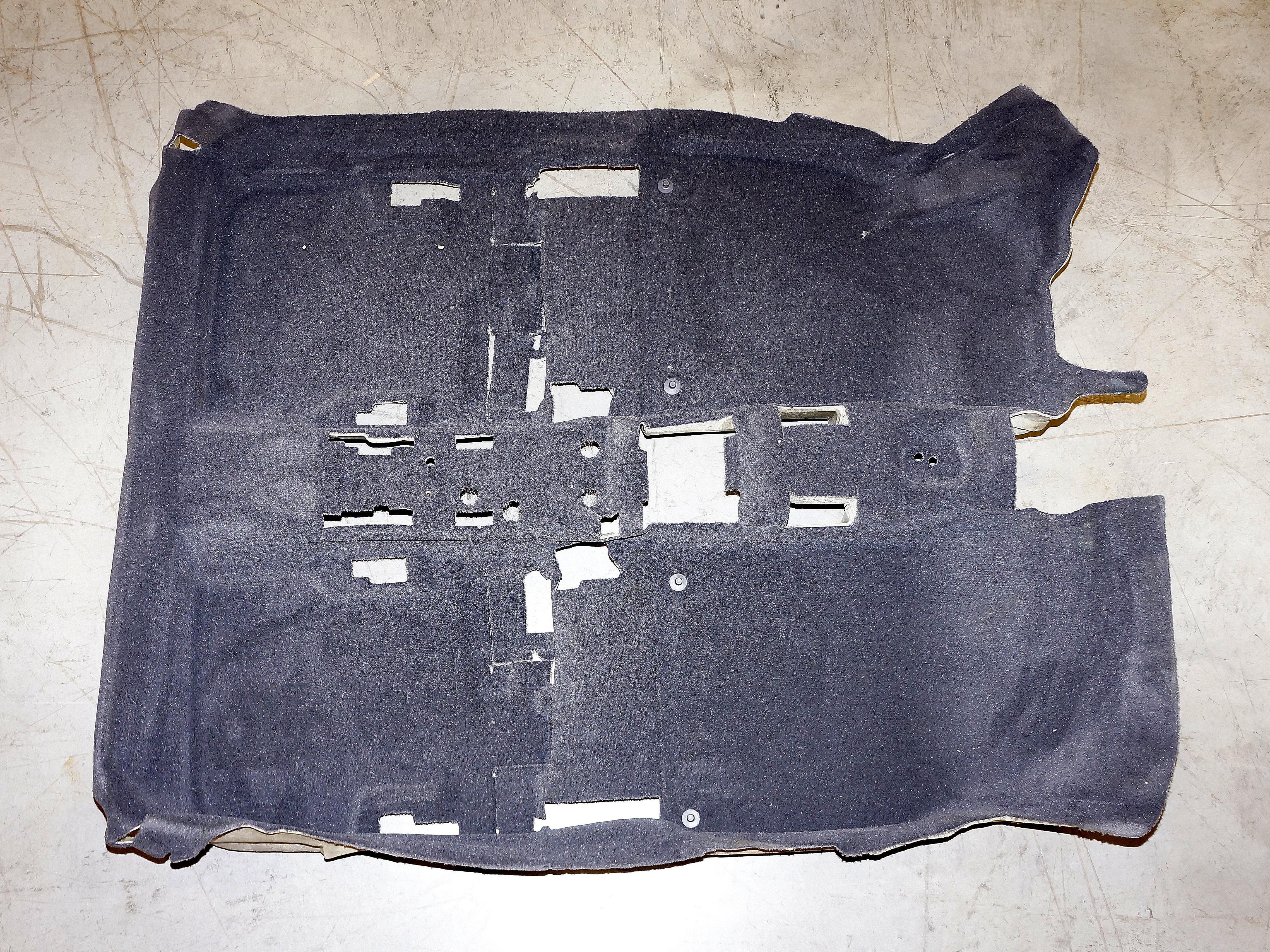 Esaabparts Com Saab 9 3 9440 Car Body Internal Parts Carpets Floor Mats Carpets Cv 06 11