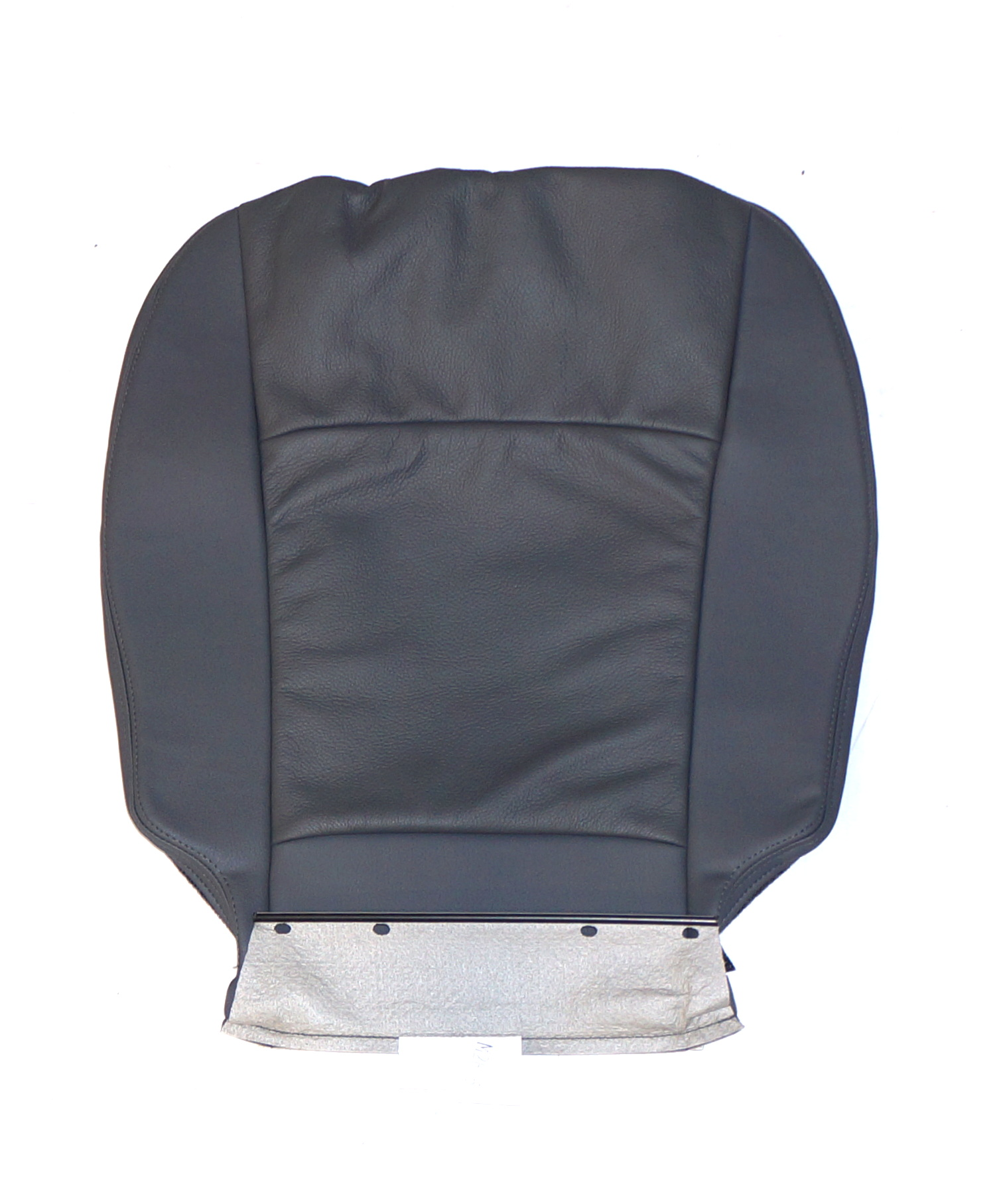K02,K03 Seat Cover, Front Bottom LH (Driver Side)