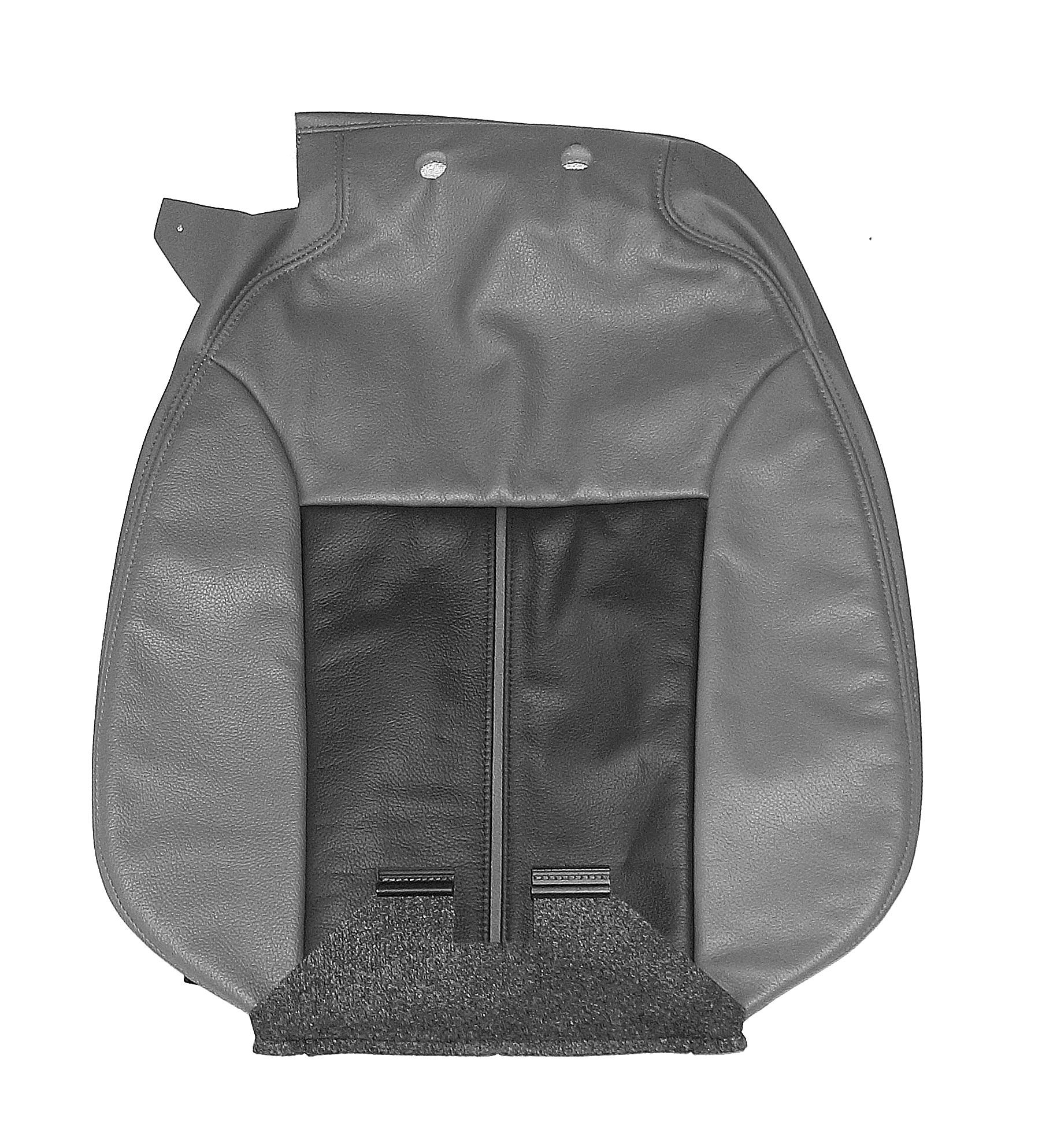 12765321 SAAB K06 Seat Cover Front Backrest RH