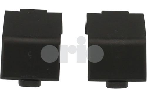 12767178  Saab Sunroof Retainer Clip Set