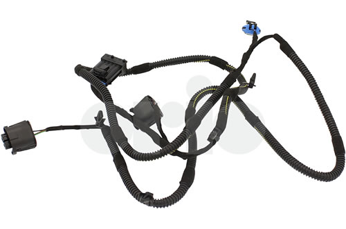 12769958 12769958] saab cable harness front (w fog lights, 08 9 3 saab 9-3 fog light wiring harness at sewacar.co