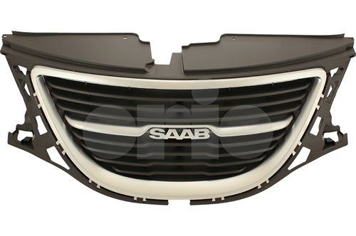 Center Radiator Grille (w/o Adaptive Cruise Control)