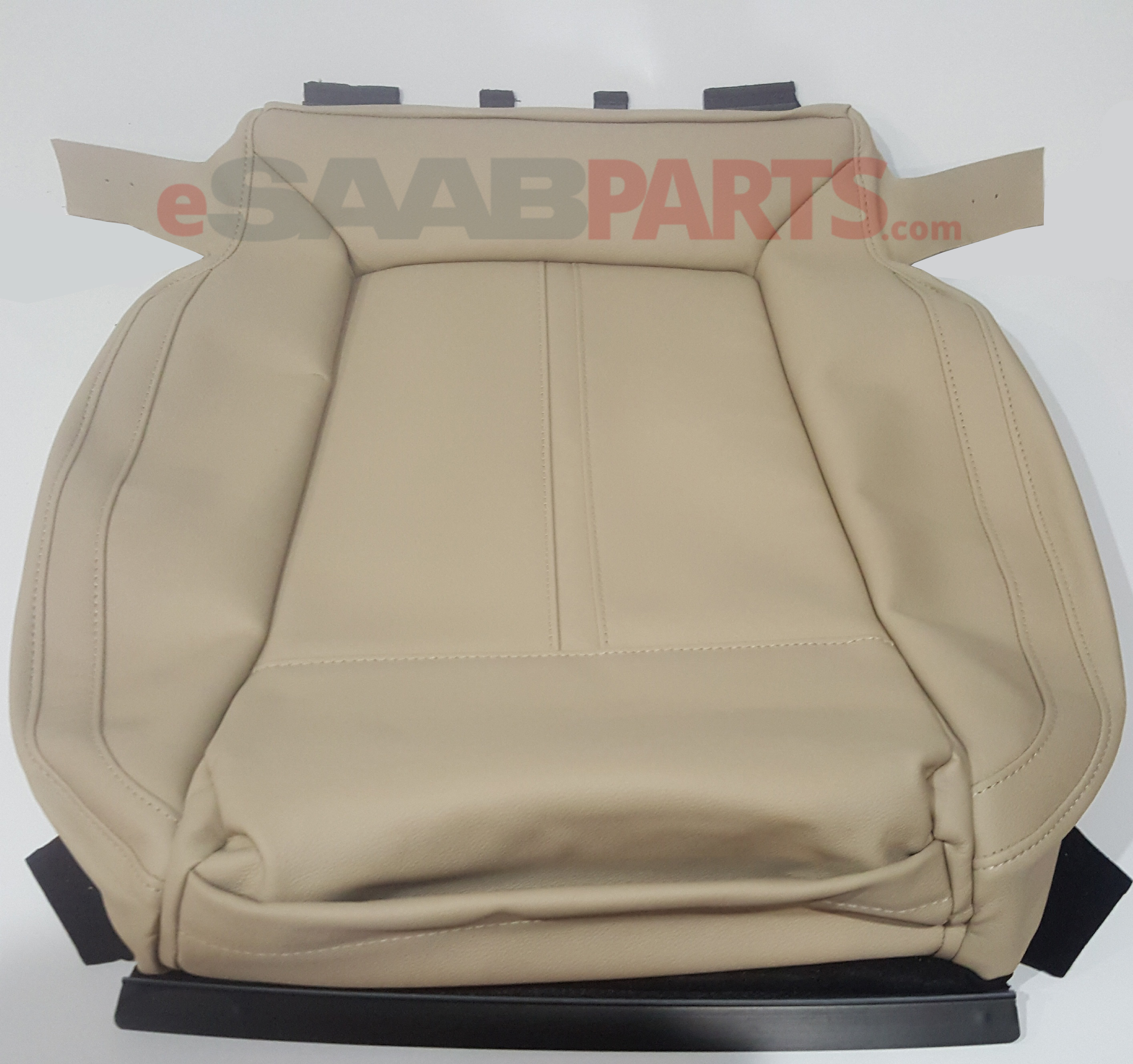 Seat Cover LH Bottom - Light Neutral (Tan/Beige) C59/D59/L59 (Comfort Seats)