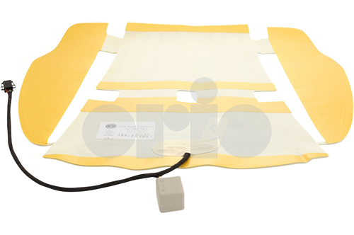 9-3 Front Seat Heating Pad (without Sport/Aero Seats)