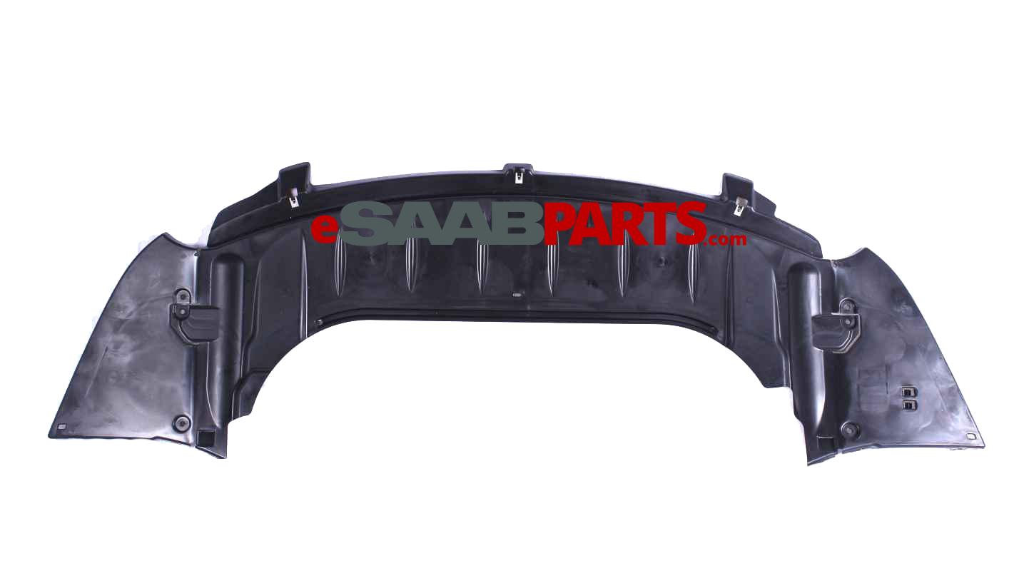 12824861  Saab Engine Guard Plate
