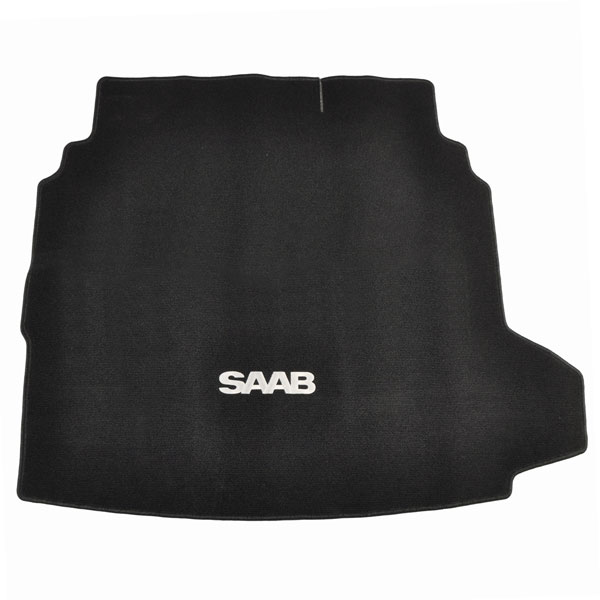 Carpet Trunk Mat - SAAB (4D, 2003-2012)