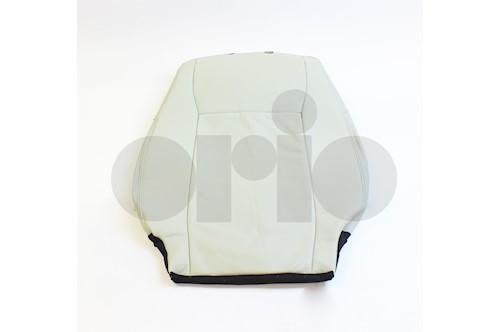 L02 Seat Cover, Front Backrest LH (Driver Side)