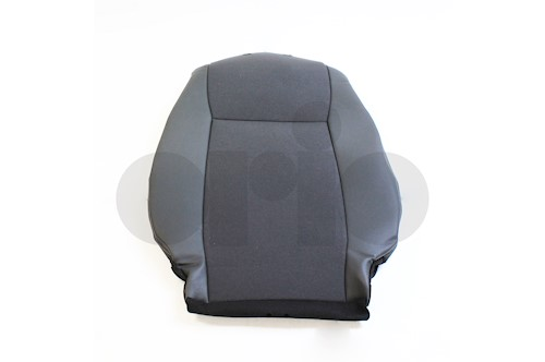 B43 Seat Cover, Front Backrest LH (Driver Side)