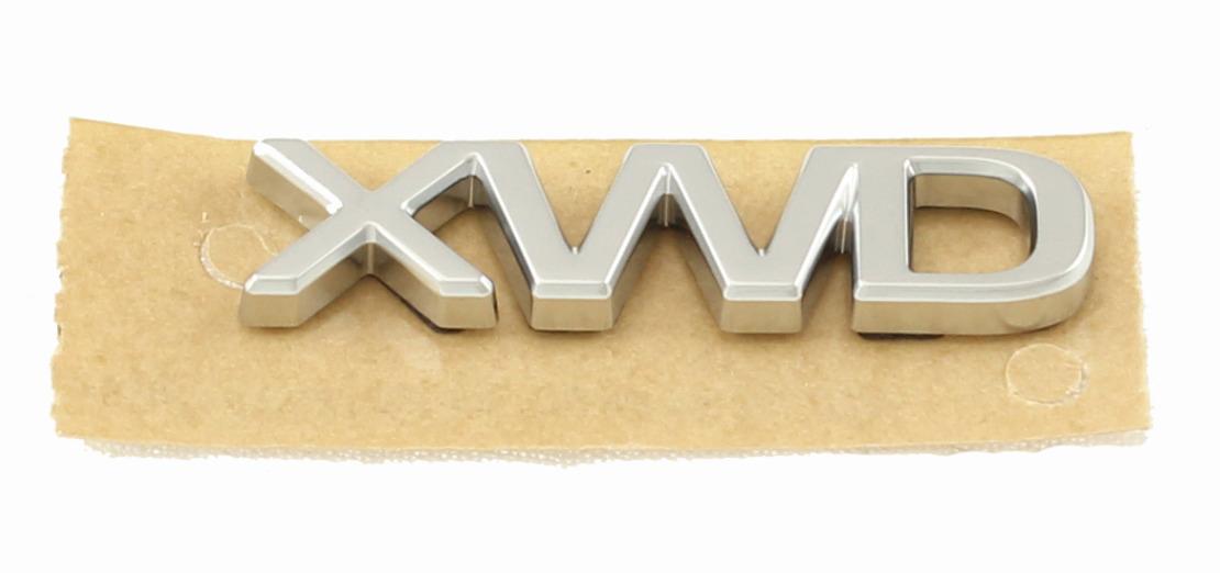 XWD Emblem (2010-2011)