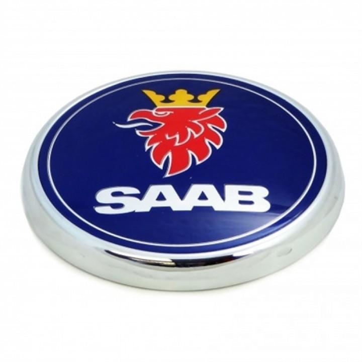 12844159  Saab Saab Emblem - Trunk  9-5 4d 2006-2009