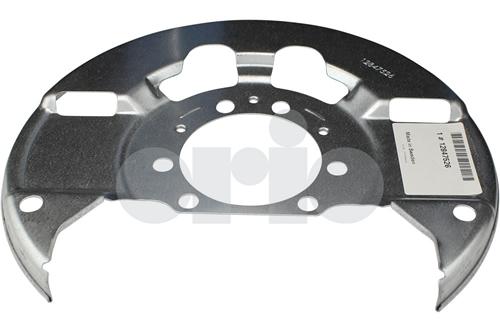 12847526  Saab Front Rotor Backing Plate