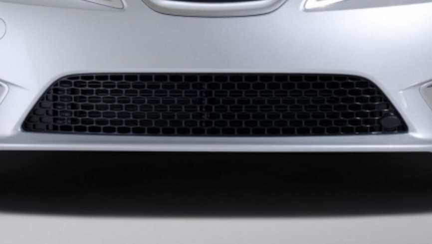 Lower Radiator Grille - Aero (w/ engine heater)