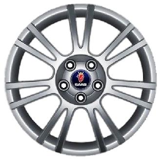 OES Wheel (Kit) - ALU64 7-Spoke 17x7