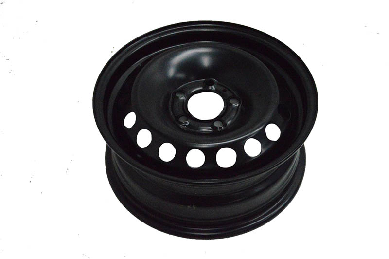 Steel Wheel (Black) 17x7