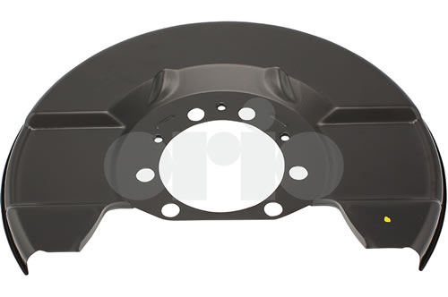 Rotor Backing Plate - Front Brake - 314MM