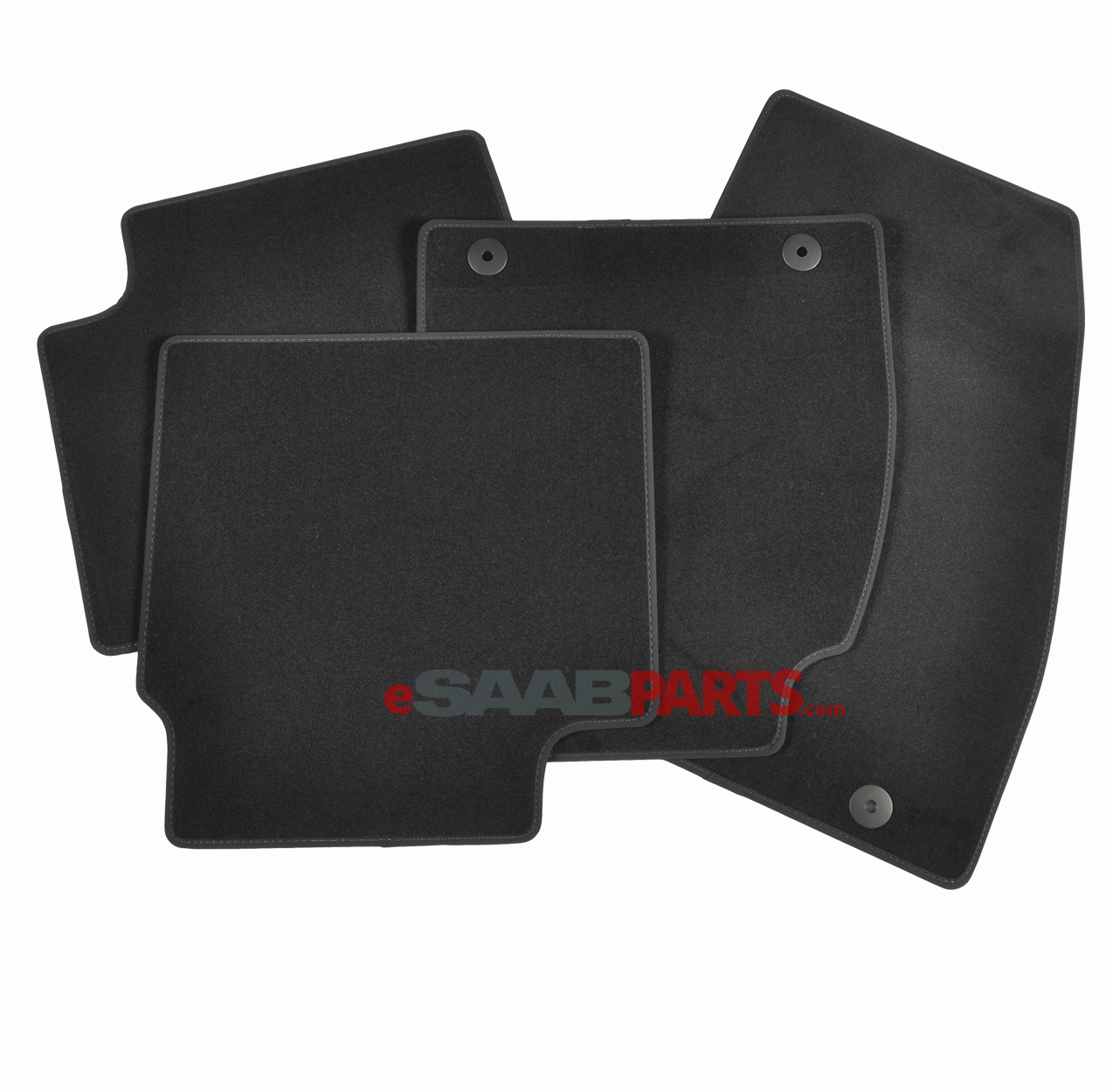 Floor Mat Set (Jet Black)