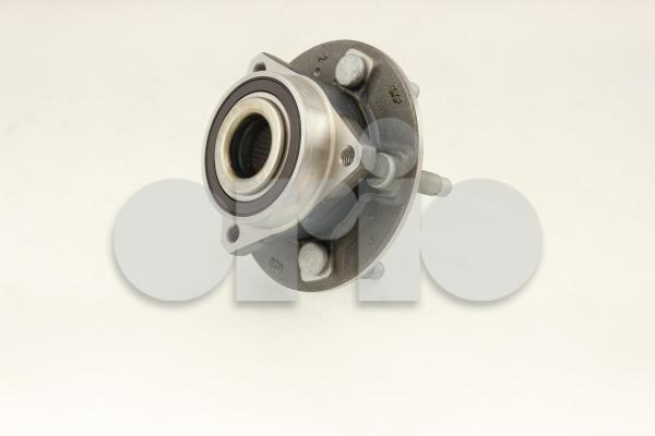Wheel Hub (w/ Bearing) 9-5NG