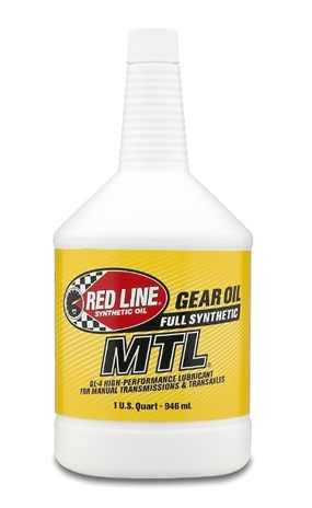 Redline MTL Manual Transmission Fluid