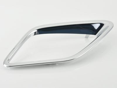 Outer Grille Chrome Bezel - RH/Passenger Side