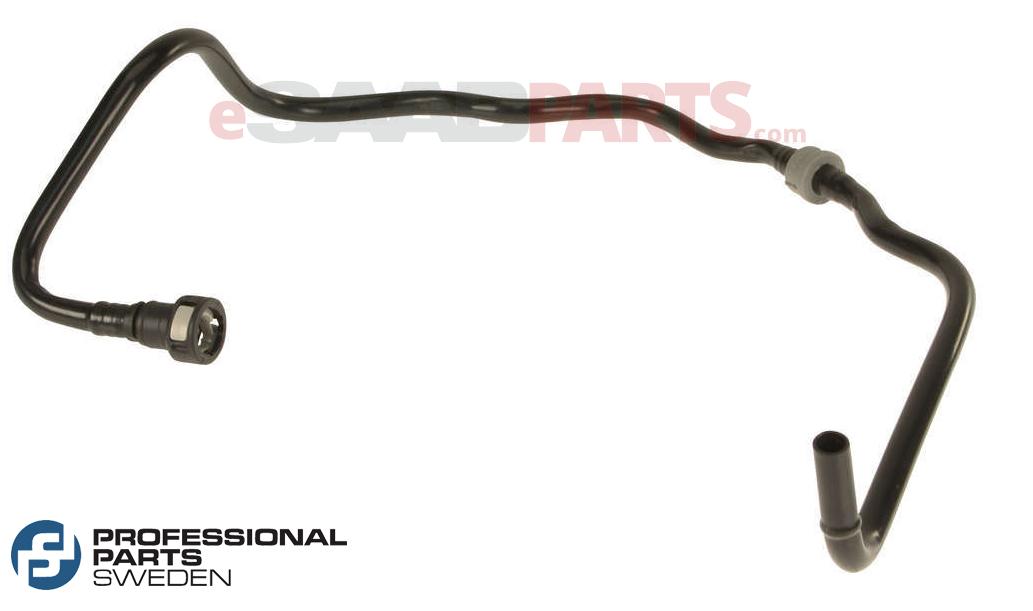 21341610  Saab Pcv Breather Hose