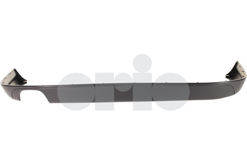 Rear Diffuser Spoiler - Aero w/ Single Exhaust (Primed)