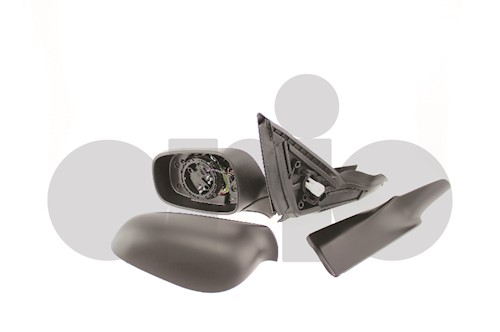 Side Mirror Kit - LH (03-09 9-5 w/ Electric Fold, Auto Dimming, & Memory)