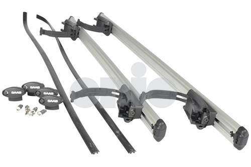Roof Carrier Rails - Aluminum (Wagon w/ Roof Rails)