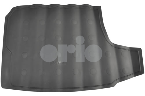 Rubber Trunk Mat CV