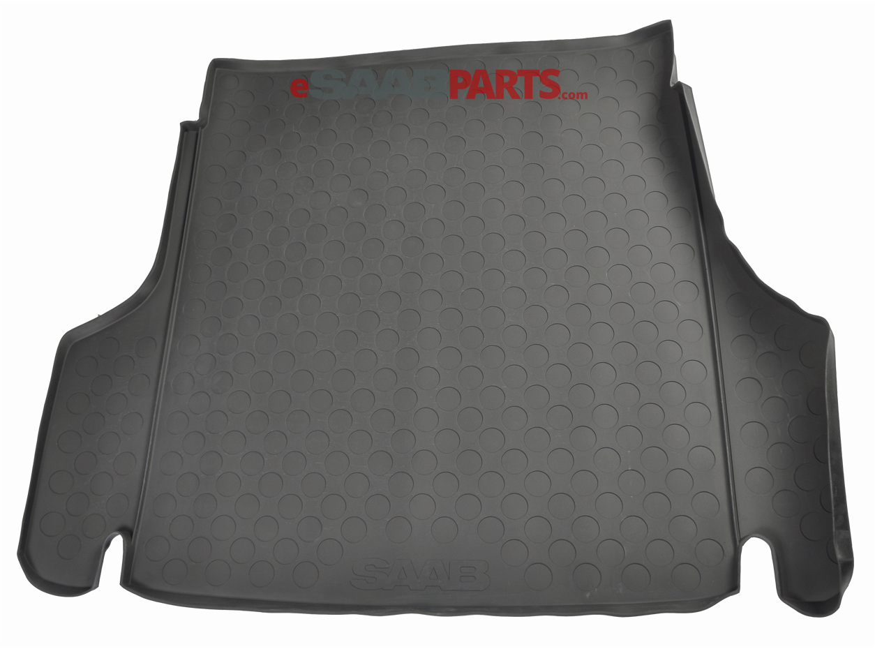 Trunk Mat - Rubber (9-5 5D)