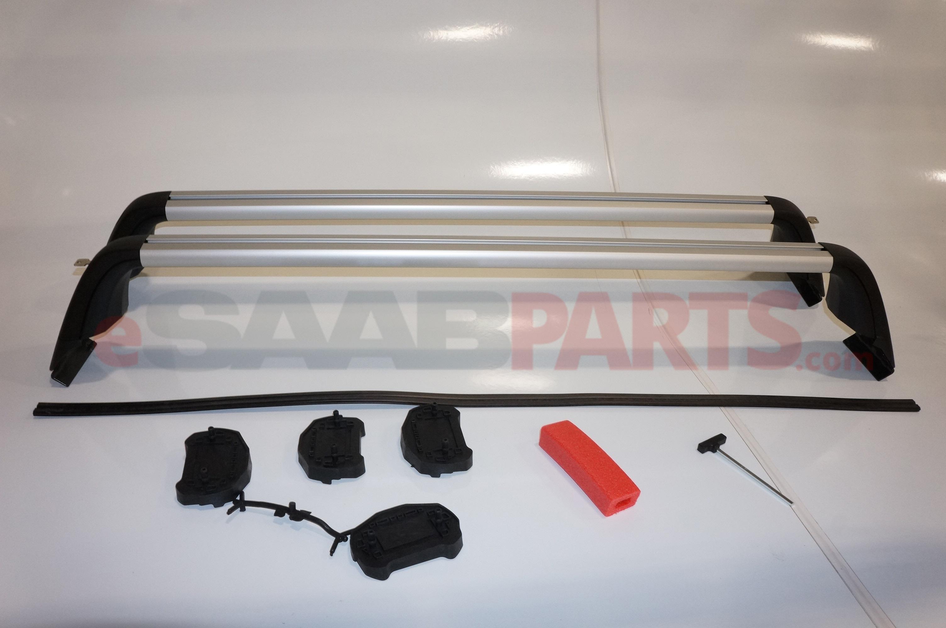 Roof Rack - Aluminum Bars (9-5NG)