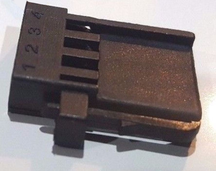 Connector Housing (4-Pin)