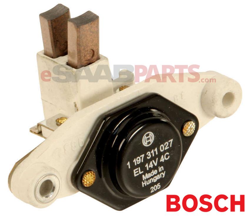 Voltage Regulator C900 9000 [BOSCH] Saab 90349907