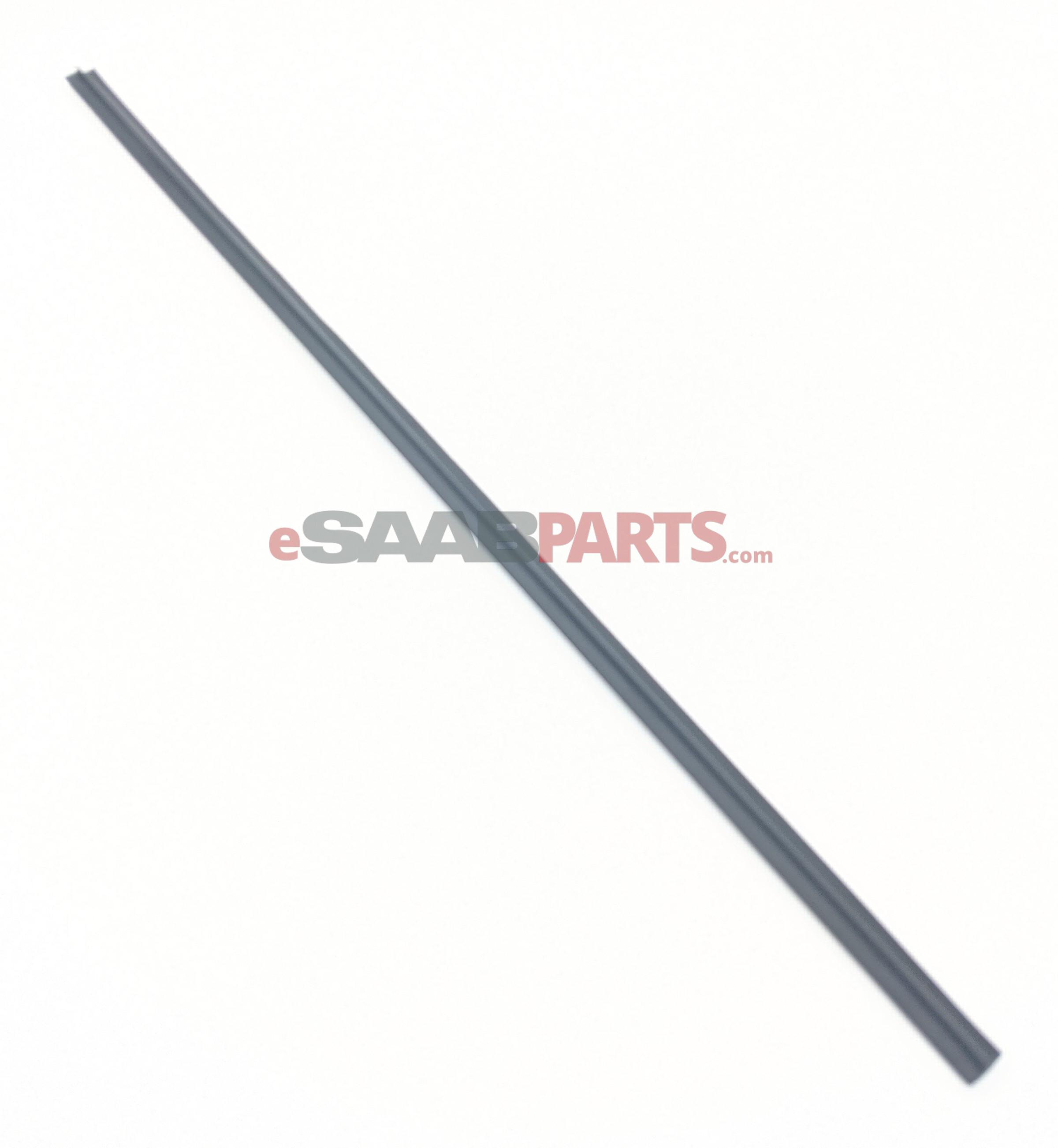 Window Scraper - Front (LH/RH) C900 Convertible [ESAABPARTS] Saab 6998025 6998314