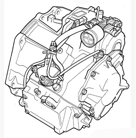 Saab 9 3 Automatic Diagram