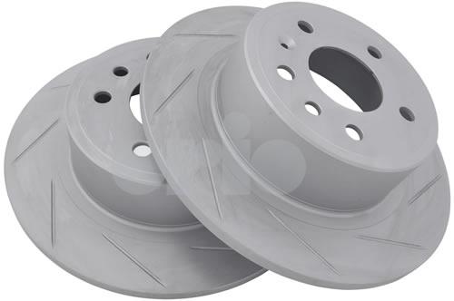 Brake Disc Kit - Rear (Viggen)