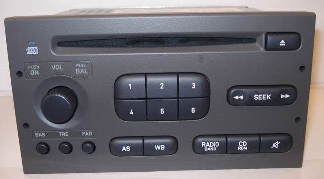 Radio w/ CD Player (9-3 OG)