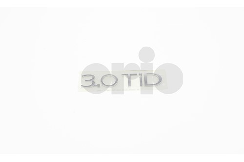 3.0 TiD Emblem - Trunk (9-5 5D 2002-2005)