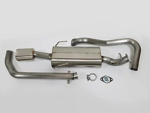 9-3 SE Stainless Steel Catback Exhaust Kit