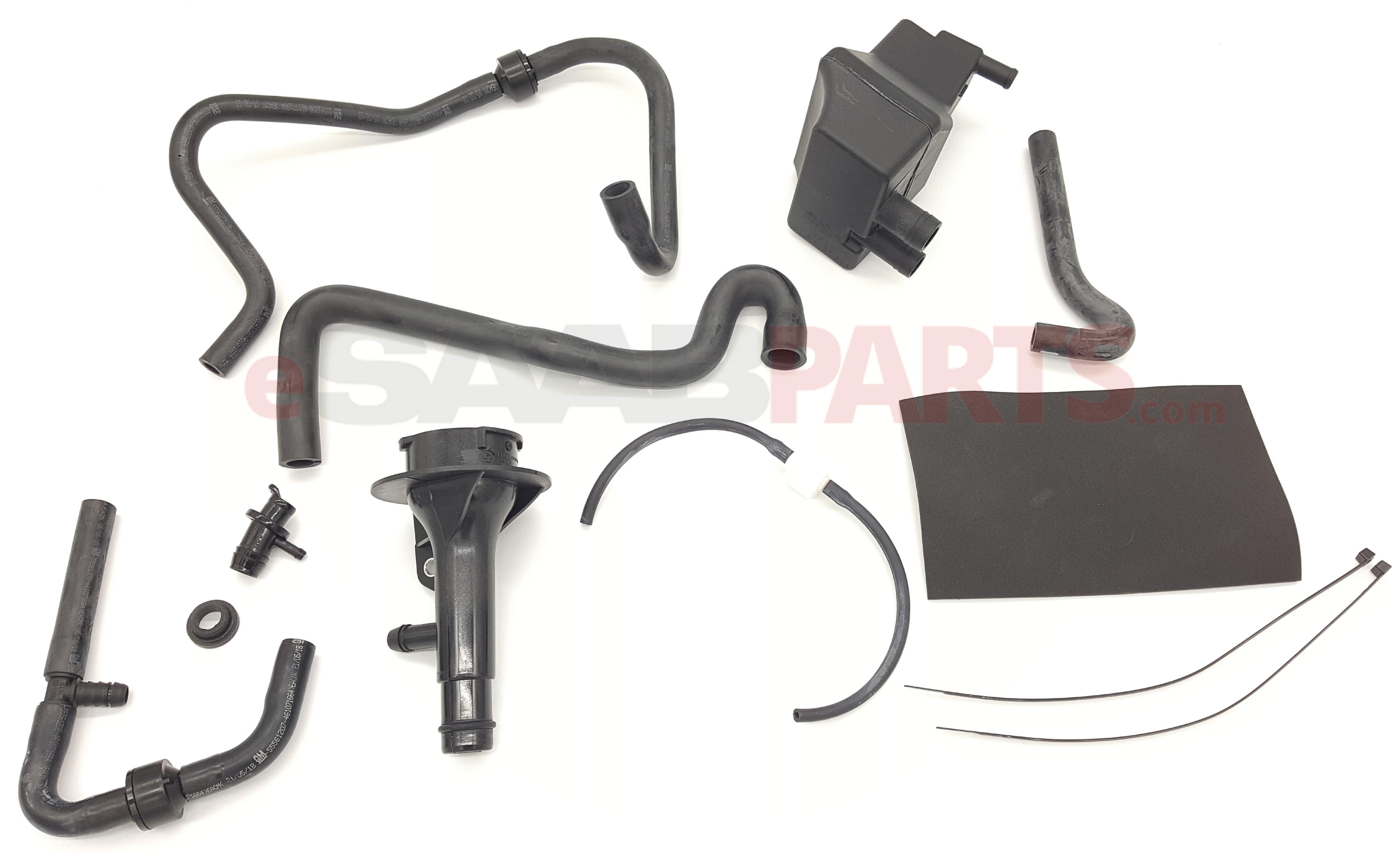 55554444  Saab Complete Kit