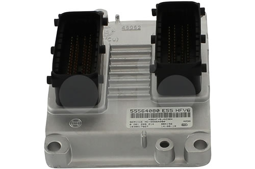 55564080  Saab Ecu  Ecm Engine Computer