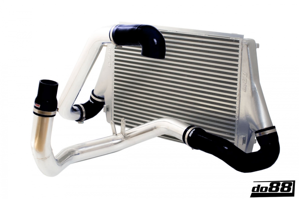 Intercooler and Pipe Kit