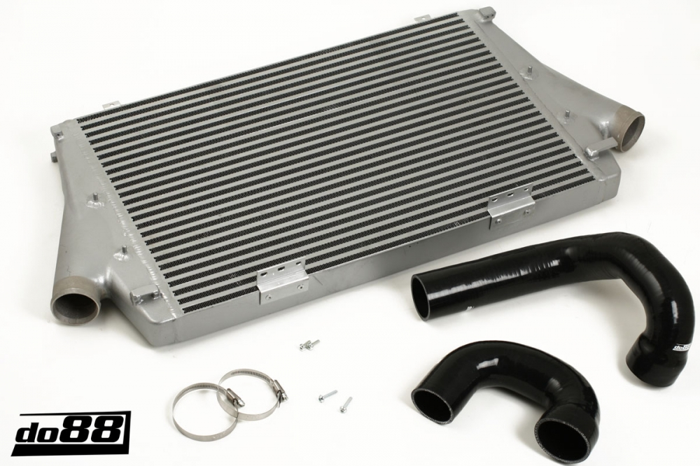 Intercooler and Hose Kit - Manual
