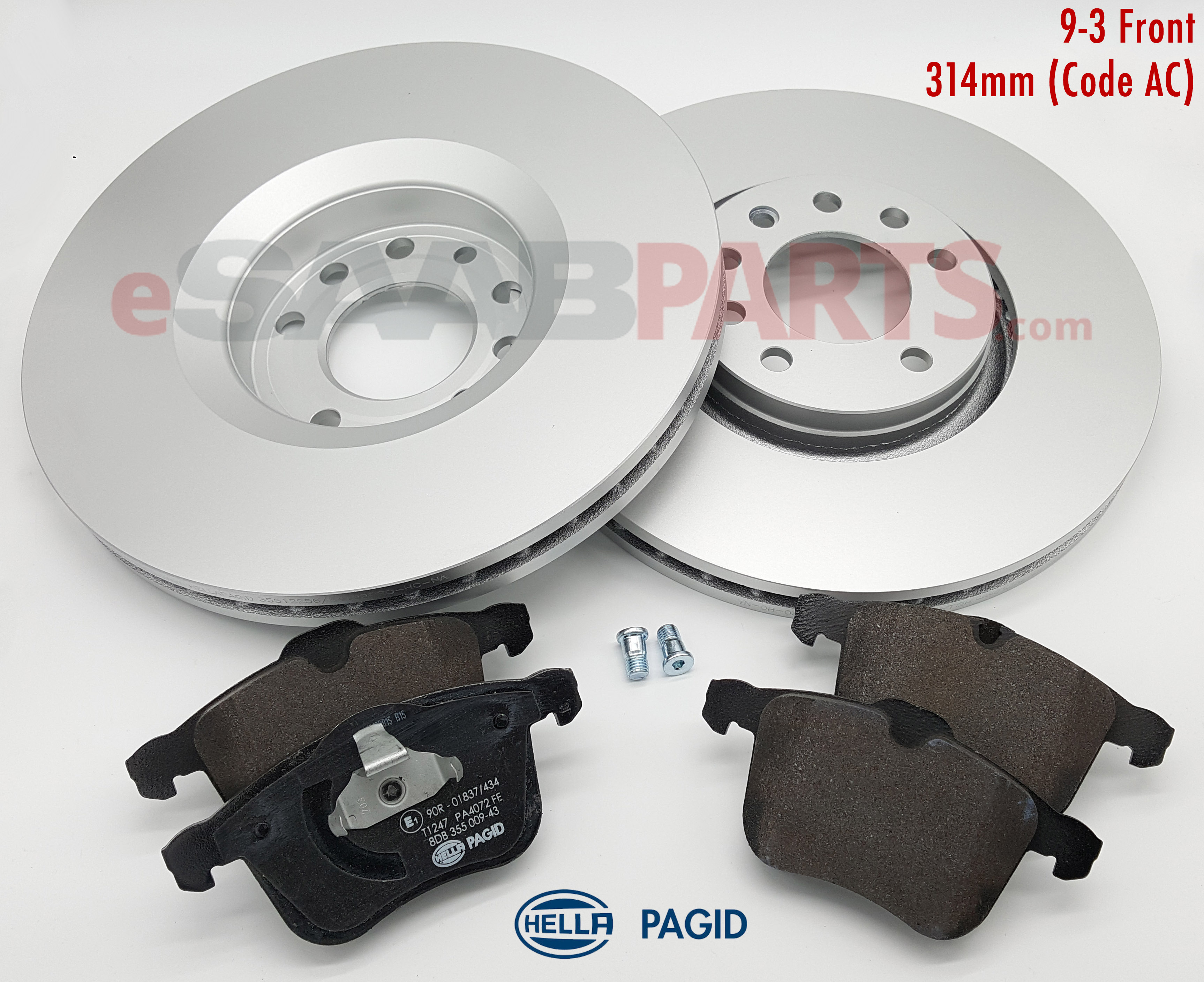 Front Rear Rotors  Ceramic Pads For 2005 2006 2007 2008 2009 2010 2011 2012 RL