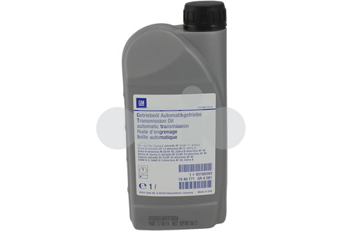 93160393  Saab Automatic Transmission Fluid  5